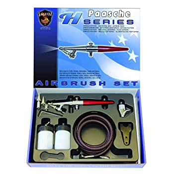 Paasche H-set Airbrush For Cake Decorating