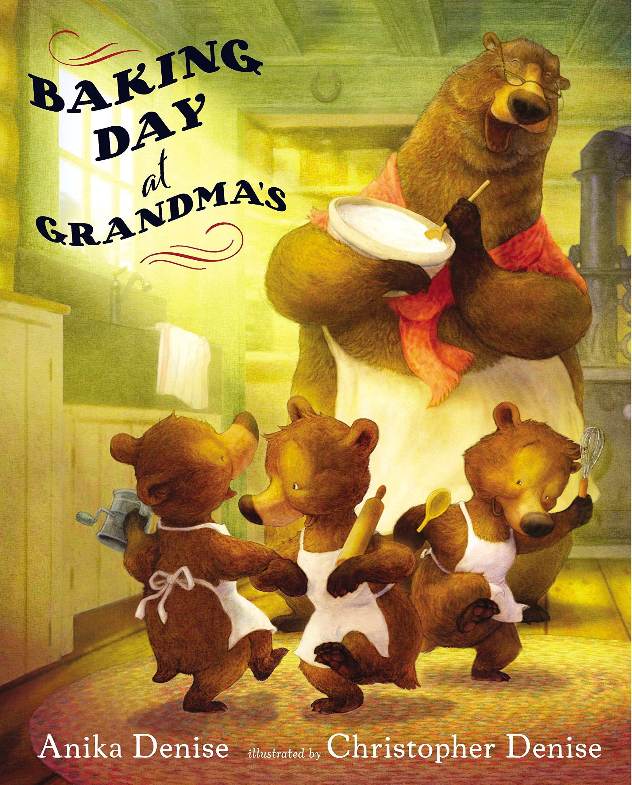 Read Online Baking Day at Grandma's PDF