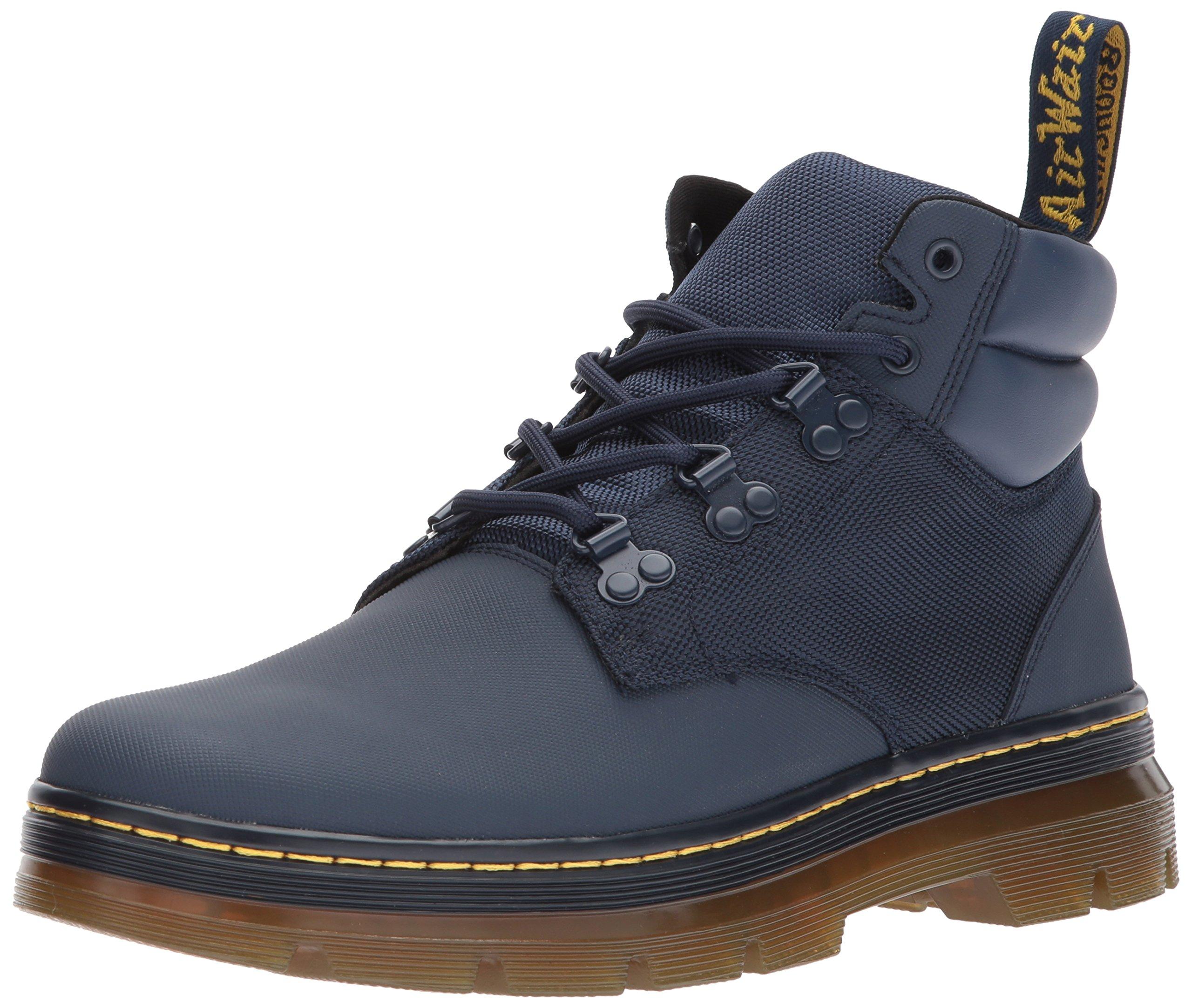 Dr. Martens Rakim Ankle Boot, Indigo, 7 Medium UK (US Men's 8, Women's 9 US)