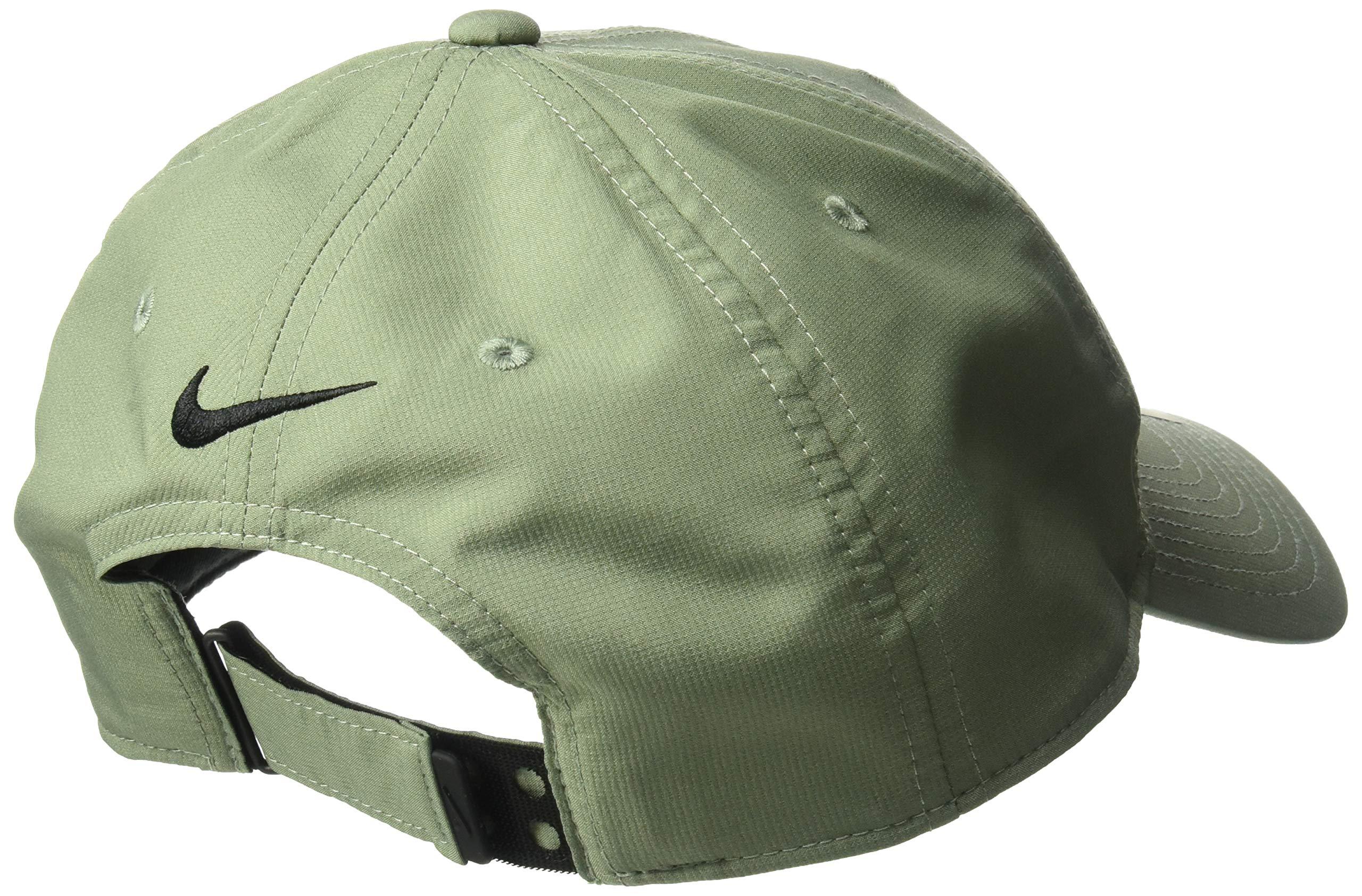 ec61f4e5a Nike Unisex Legacy Golf Cap, Adjustable & Lightweight Hat for Men and  Women, Vintage Lichen/Anthracite/Black