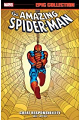 Amazing Spider-Man Epic Collection: Great Responsibility (Amazing Spider-Man (1963-1998)) Kindle Edition