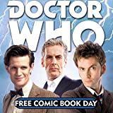 img - for Doctor Who: Free Comic Book Day (Issues) (2 Book Series) book / textbook / text book