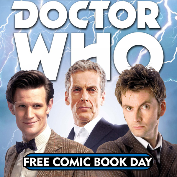 Doctor Who: Free Comic Book Day (Issues) (2 Book Series)