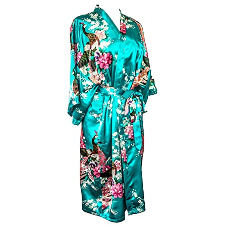 Kimono Robe Long