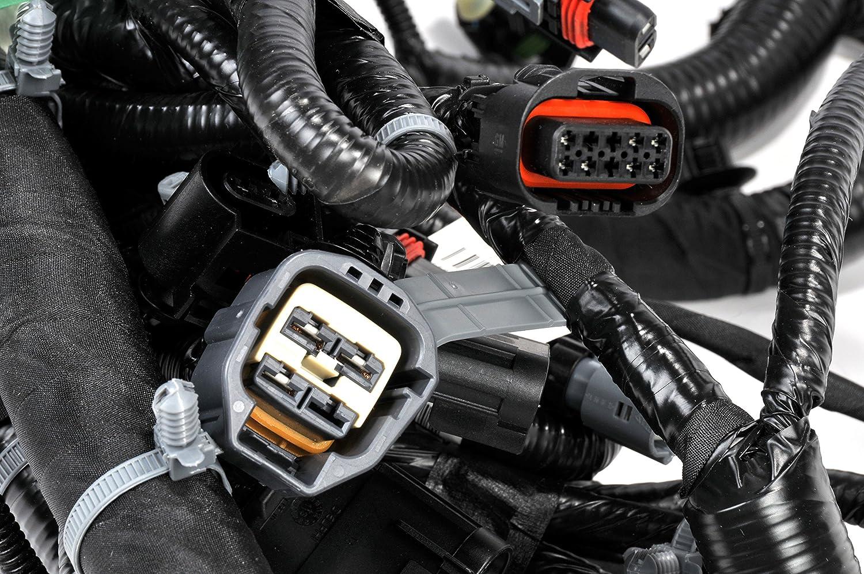 ACDelco 22873409 GM Original Equipment Headlight Wiring Harness