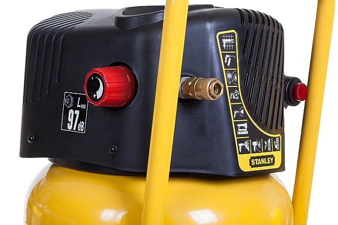 Stanley D230/10/50V - Compresor de aire: Amazon.es: Bricolaje y herramientas