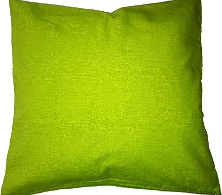 Cuscini Verde Acido.Li G Cuscini Decorativi Per Divano Colorati Vari Colori Cm 40x40