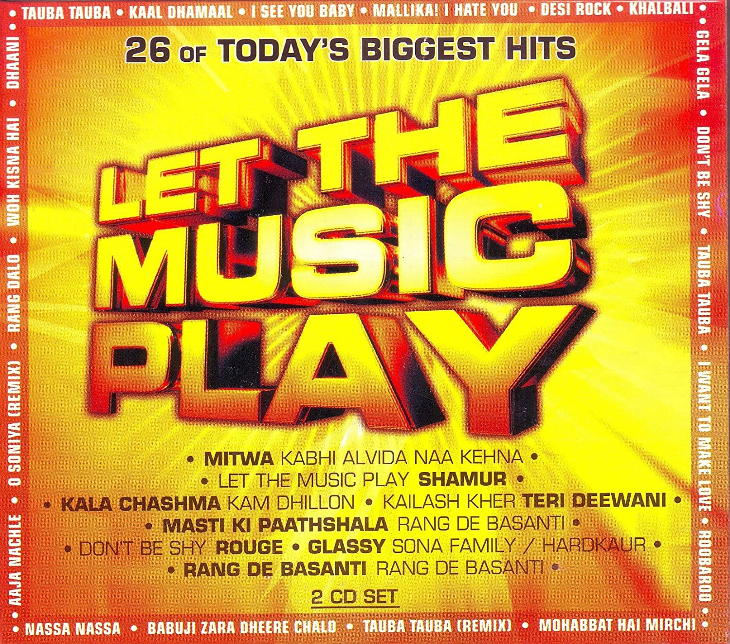 Let The Music Play 1 Remixes / Indie Pop / Bollywood Movies Songs / Hindi  Music