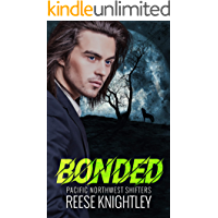 Bonded (Pacific Northwest Shifters Book 2) book cover