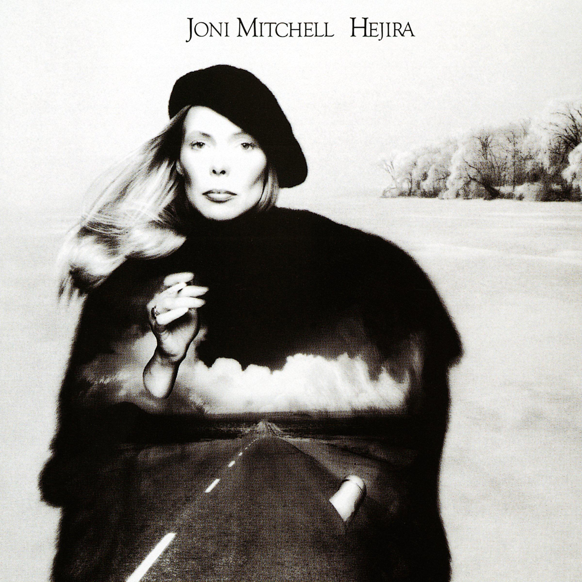 Hejira by MITCHELL,JONI