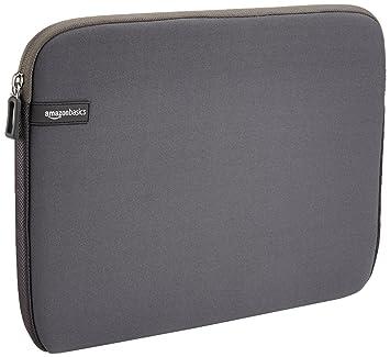 """AmazonBasics NC1506164H - Funda para ordenadores portátiles (13.3""""), color gris"""