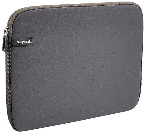 49b3f35419 AmazonBasics Housse pour ordinateur portable, 13,3 Pouces, Gris: Amazon.fr:  High-tech