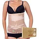 3 in 1 Postpartum Belly Support Recovery Wrap - Belly Band For Postnatal, Pregnancy, Maternity - Girdles For Women Body…
