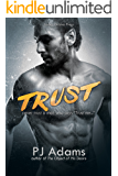 TRUST: A London gangland romantic suspense novel (The Bailey Boys Book 1)
