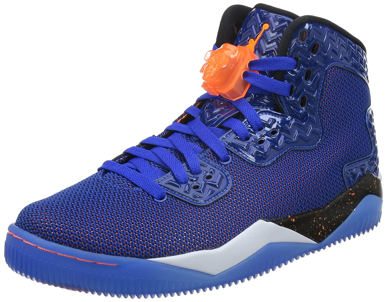 Nike Herren Air Jordan Spike Forty PE Turnschuhe, Talla  405 EU|Blau / Orange / Wei? / Schwarz (Spiel Royal / Ttl Orng-wei?-schwarz)