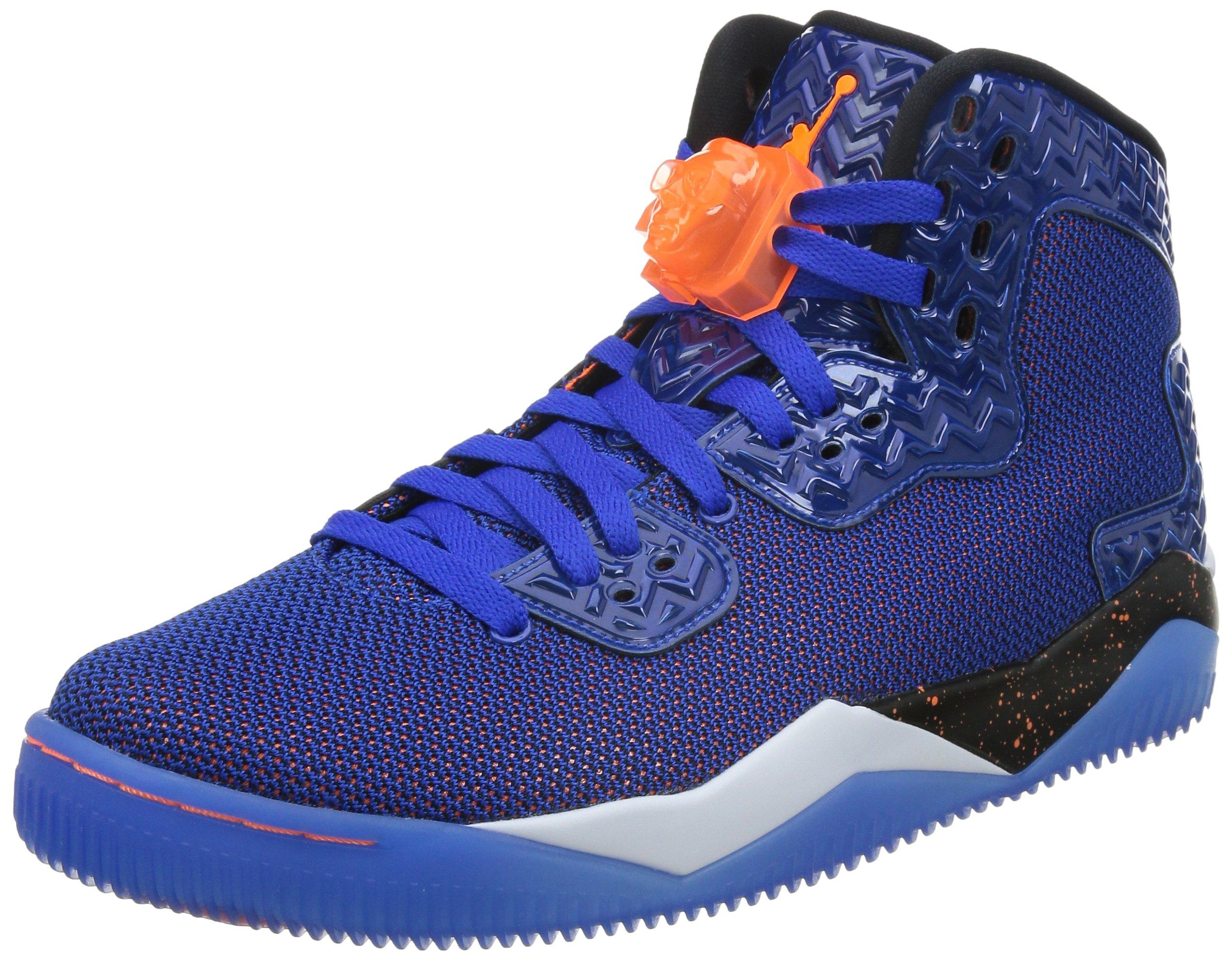 sale retailer 09b82 0bfcf Galleon - Nike Air Jordan Spike Forty Pe Mens Basketball Trainers 807541  Sneakers Shoes (10 US, Game Royal Total Orange White Black 405)
