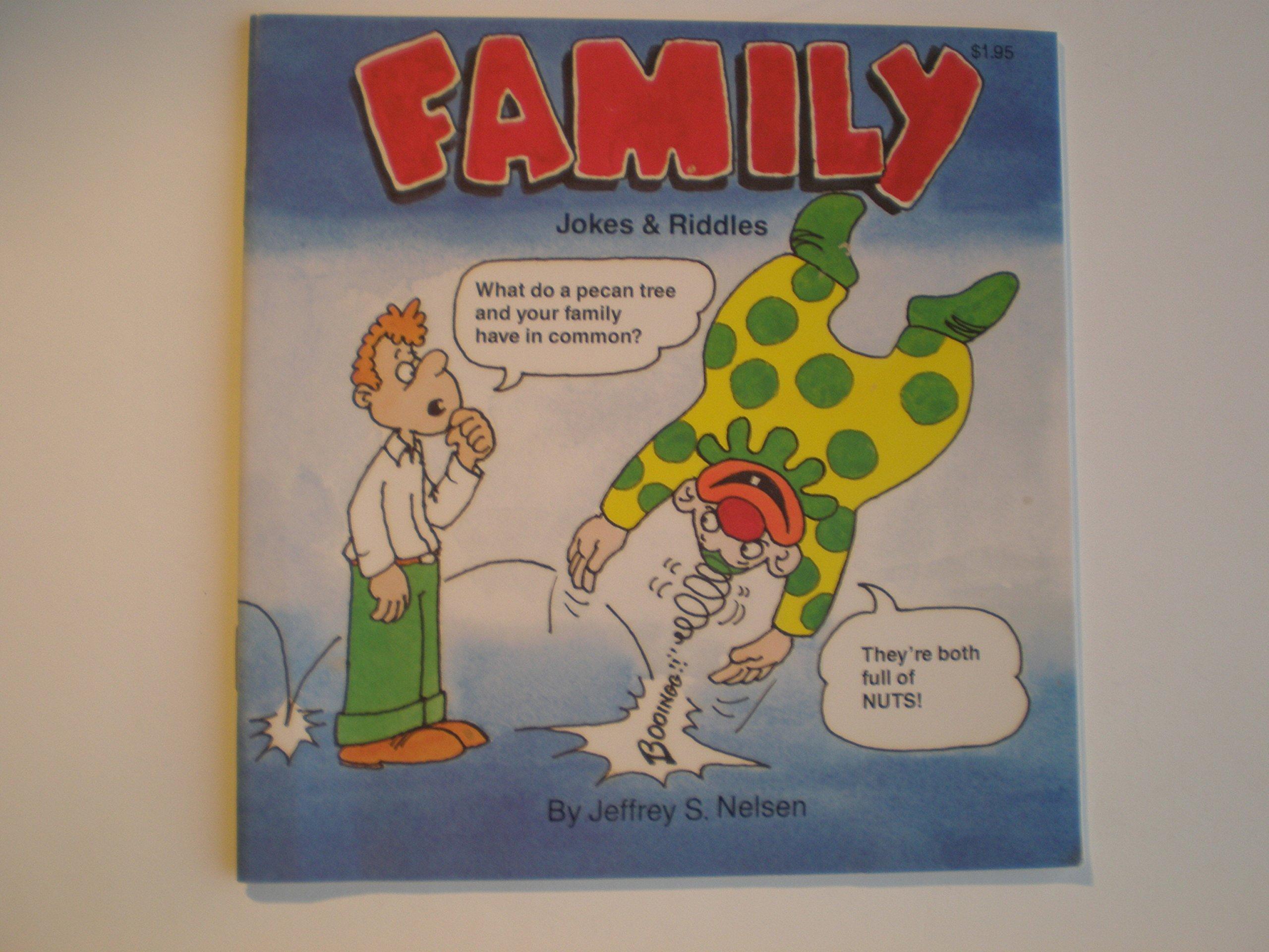 Family Jokes & Riddles
