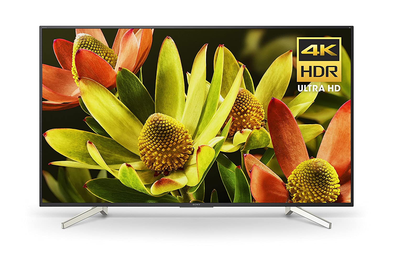 Sony XBR60X830F 60-Inch 4K Ultra HD Smart LED TV (2018 Model)