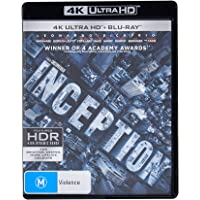 Inception (4K Ultra HD + Blu-ray)
