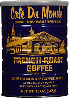 Cafe Du Monde French Roast Dark Coffee, 13 Ounce
