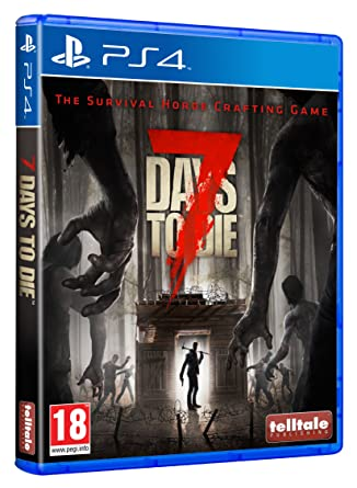 Amazon Com 7 Days To Die Ps4 Video Games