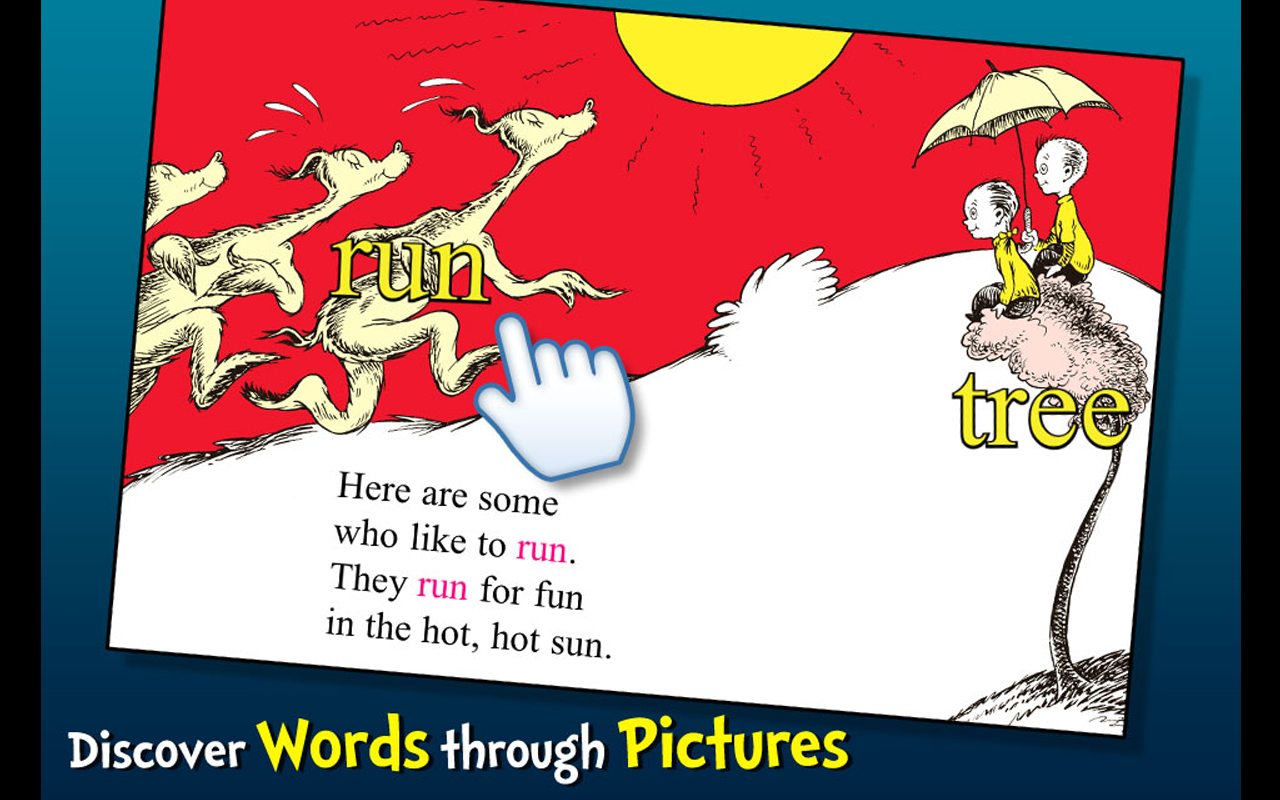 Amazon.com: One Fish Two Fish Red Fish Blue Fish - Dr. Seuss ...