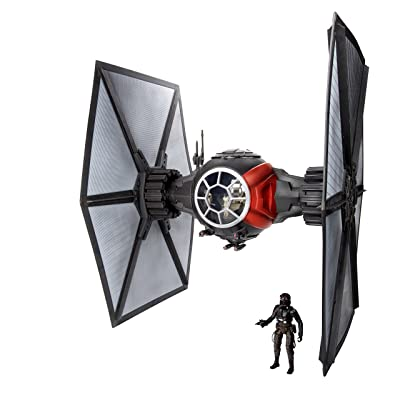 Star Wars The Black Series First Order Special Forces TIE Fighter: Hasbro: Toys & Games