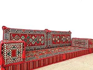 Arabic sofa,Arabic floor sofa,Arabic floor seating,Arabic couch,Oriental floor seating,Jalsa,Majlis - MA 100
