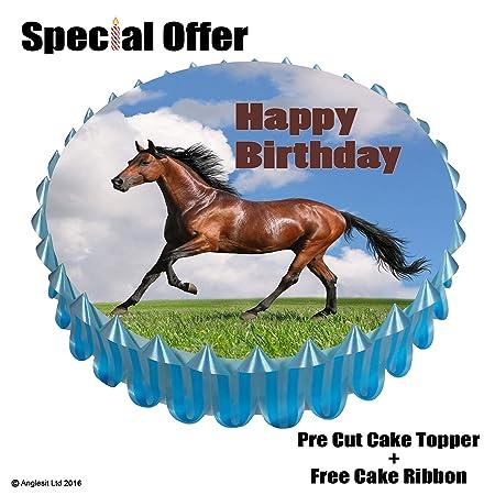Sensational Happy Birthday Cake Set Bj Lb4 7 18Cm Edible Wafer Rice Funny Birthday Cards Online Sheoxdamsfinfo