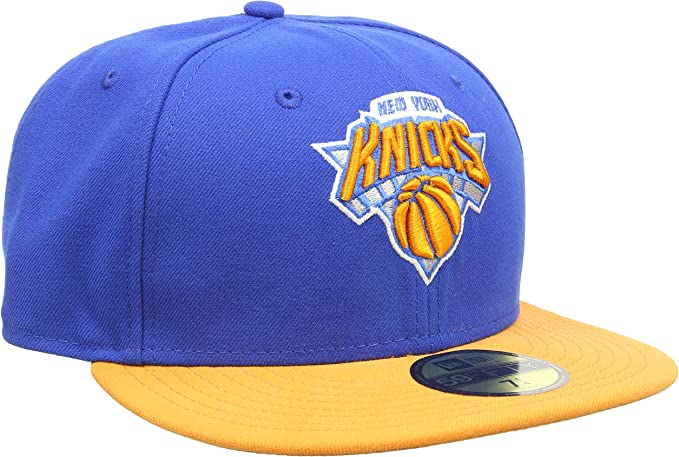 A NEW ERA NBA Basic York Knicks Gorra, Hombre: Amazon.es: Ropa y ...