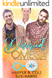 The Divorced Omega: M/M Non-Shifter Alpha/Omega MPREG (Three Hearts Collection Book 2)