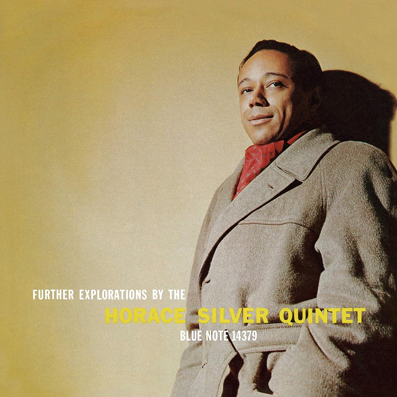 Horace Silver - Further Explorations (Blue Note Tone Poet Series) [LP] -  Amazon.com Music