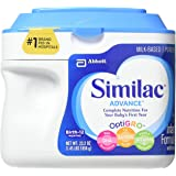 Similac Advance Complete Nutrition Infant Formula with Iron -- 1.45 lb