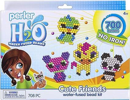 Perler Beads Pony and Horseshoe H2O Fuse Beads Kit 179pcs