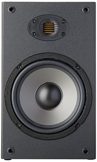 "Amazon.com: Dayton Audio B652-AIR 6-1/2"" Bookshelf Speaker ..."