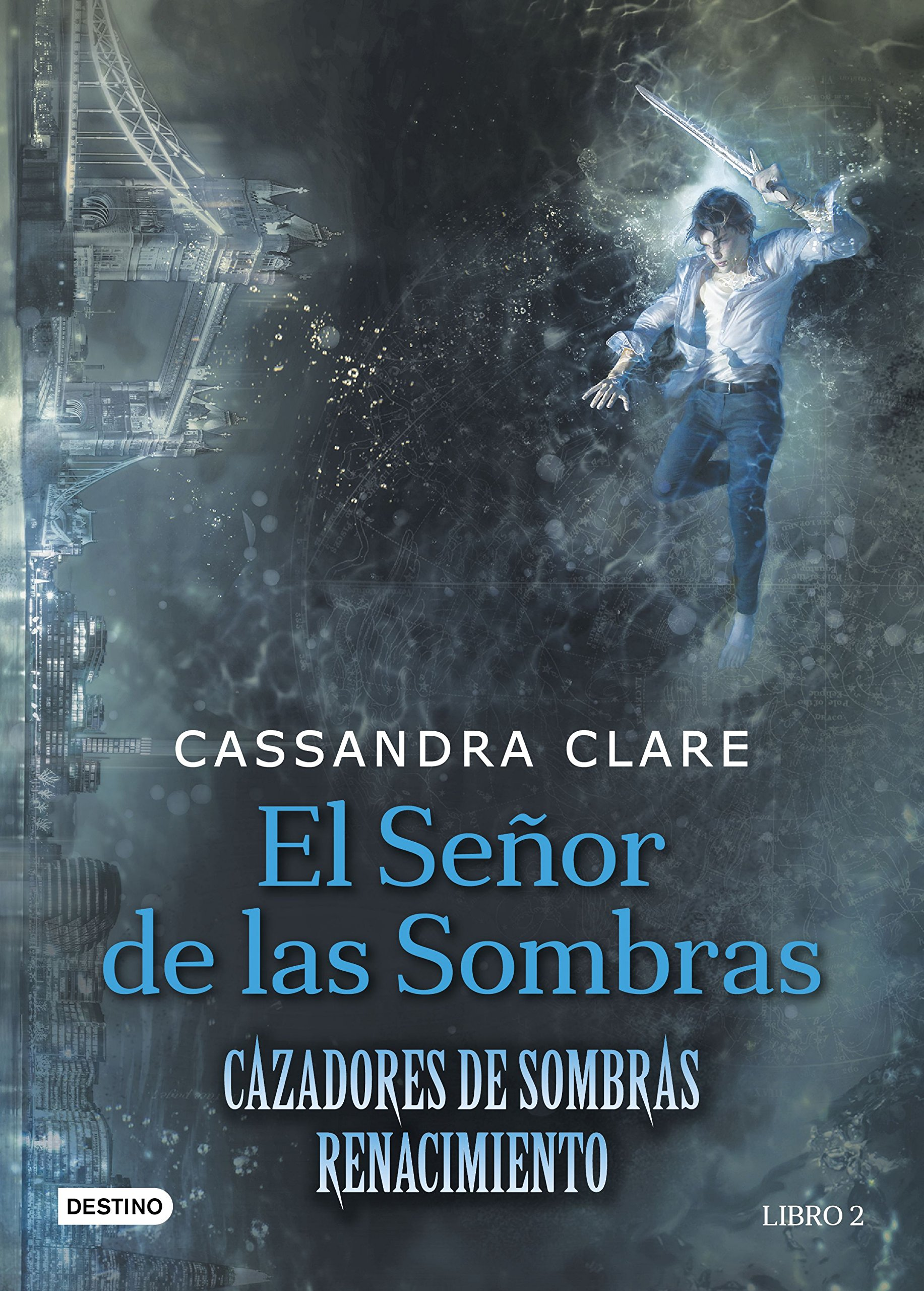El Se�or de las Sombras: Cassandra Clare: 9788408176282: Amazon.com: Books