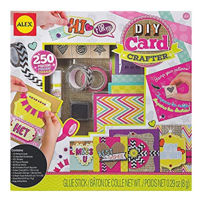 DIY Card Crafter Boredom Buster Kit - Craft Kits - 250 Pieces: Health & Personal Care