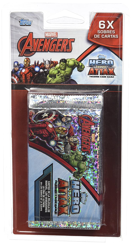 Devir Topps - Blister Hero Attax: Vengadores (TOMABLI ...