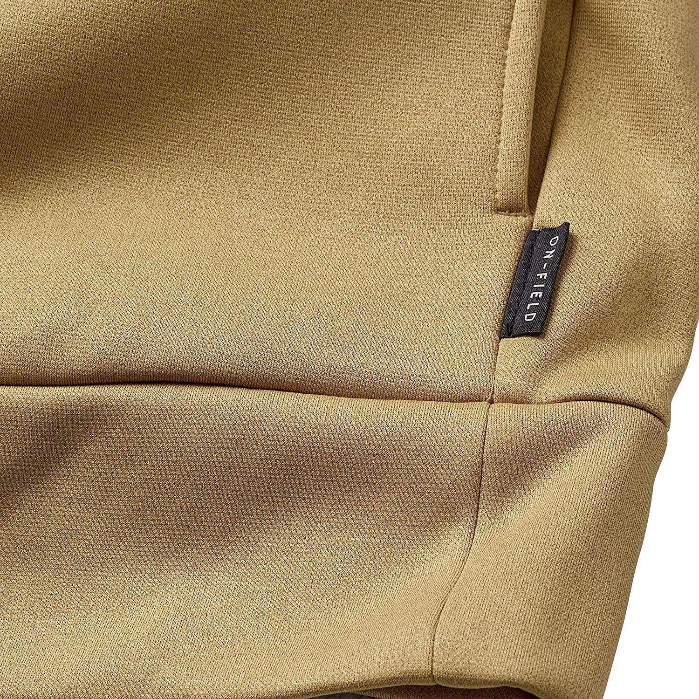 Nike Mens Therma Dri Fit Oakland Raiders Sideline Logo Hoodies Kangaroo Pocket