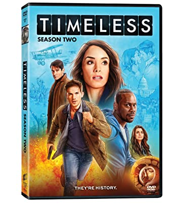 Amazon com: Timeless - Season 02: Abigail Spencer, Matt