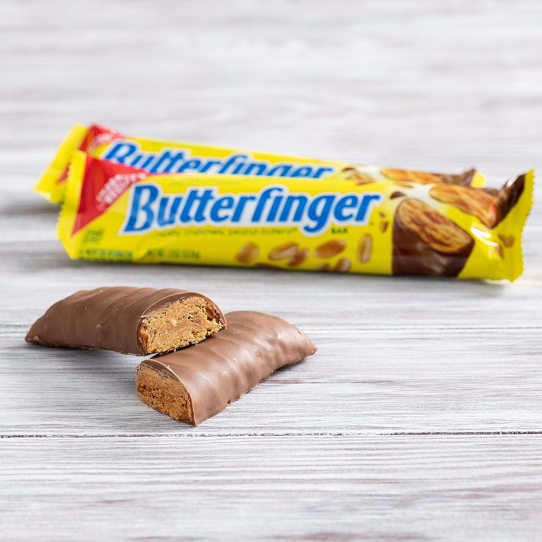 Chocolate Importado dos EUA - Butterfinger Bar - Nestle