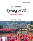 Spring MVC, A Tutorial, second edition