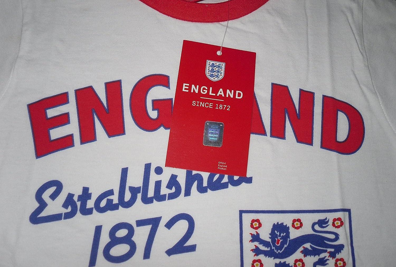 Pyjama gar/çon officiel Angleterre 7-16 ans