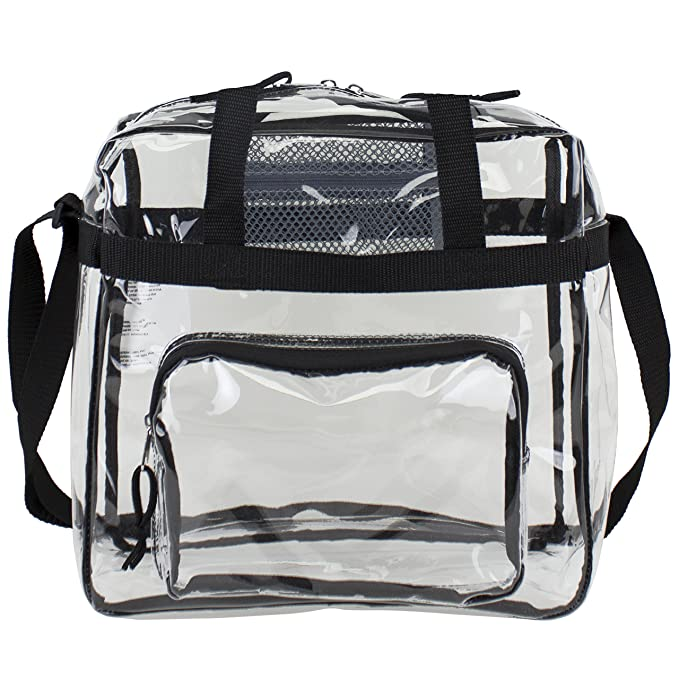 7078e32f9f6a Amazon.com  Eastsport Clear NFL Stadium Approved Tote