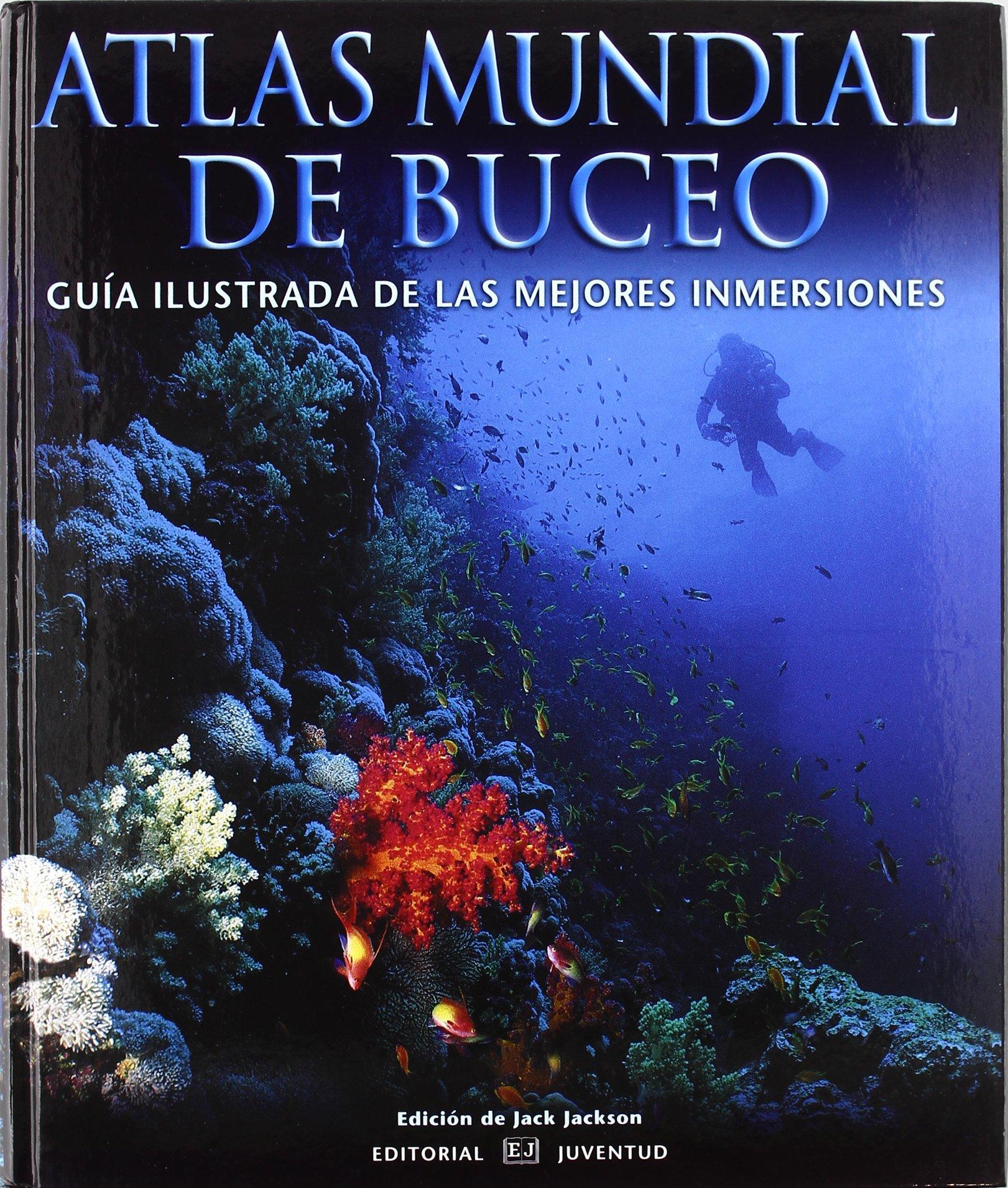 Atlas mundial de buceo (Spanish) Hardcover – 2007