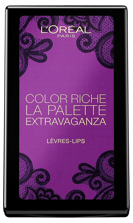 l u0027oreal color riche la palette extravaganza amazon co uk beauty