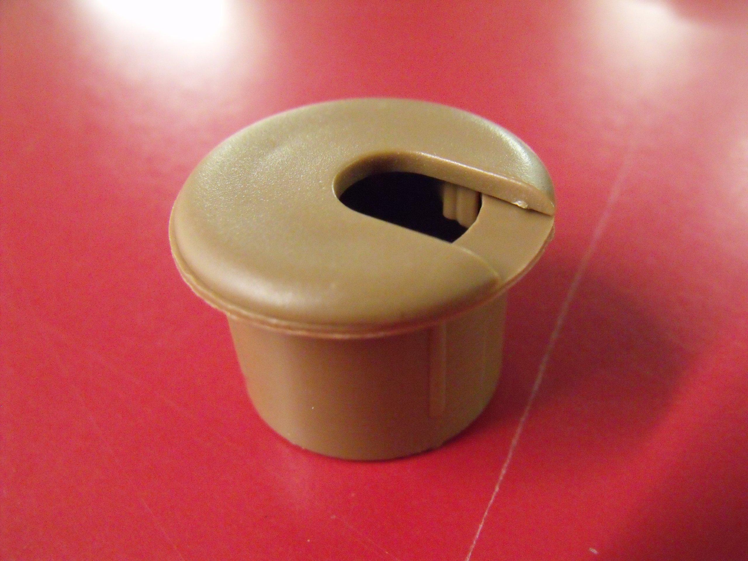 1'' Tan Grommet (5 Pack) 11041T