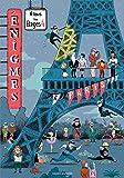 Énigmes à tous les étages T.4, À Paris