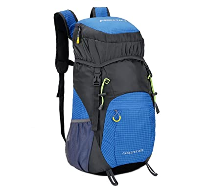 4fc60251833a FLYCOOL Hiking Day Backpack with Waist Strap and Chest Clip Waterproof Backpacking  Bag Outdoor Sport Daypack