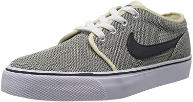 f5cde01be3d Nike Men s Toki Low Txt Prm Anthrct Anthrct Flt Opl White Casual Shoe